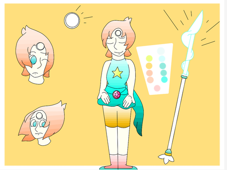 Pearl Reference by Shadekit