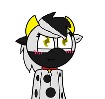 New OC-Star The Cow by DJ-Lynx-Gio