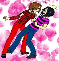 KxK Let me have this dance by MangaX3me