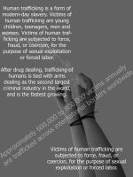 Human Trafficking by shadowlight-oak