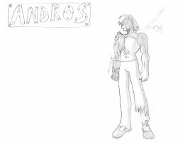 Andross the android soldier by goliad