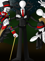 Enderman Boyz by ITZELDRAG108