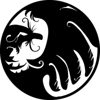 TENGU CLAN LOGO by Baskerville-Hound