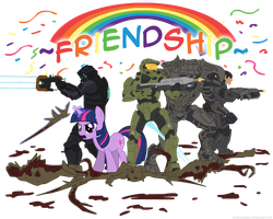 FRIEEEEENDSHIIIIIIIIIIIP by Mixermike622