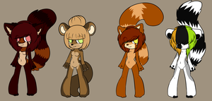 Adopts - CLOSED by DeltaPlasmid