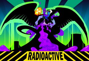 The Mutant is Born by RadioactiveBirds
