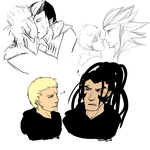 my lame kh ships by AquaN
