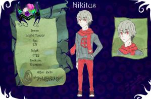 Nikitus Solus by MartiniCup