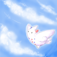 Togekiss by Fi3ndish