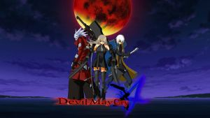 Devil May Cry by Ultraflame22