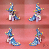 Twilight Sparkle, Star Swirl the Bearded Custom by Amandkyo-Su