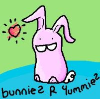 Bunneh by OutcastWolf