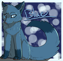 Gift For Blueee by Dawnneh