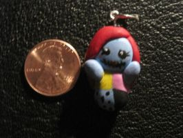 polymer clay sally by TheQueenofSoap