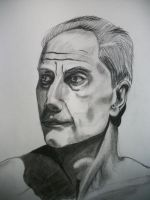 Male Face 2 by My-Fairy-Lust