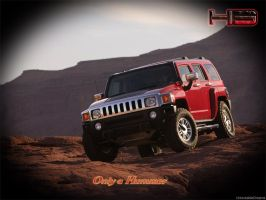 Hummer H3 by UnlockableDreams