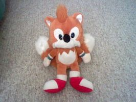 Tails Plush -1994- by spaceman022