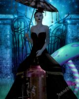 Darkling by moxiegraphix