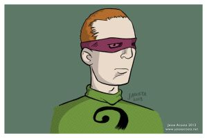 The Riddler by JesseAcosta