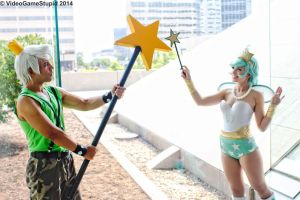 Otakon 2014 - Jorgen and the Tooth Fairy(PS) 01 by VideoGameStupid