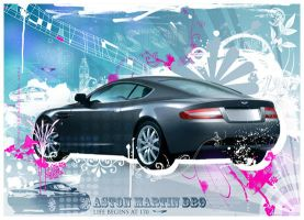 Aston Martin by smoothdog2000