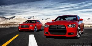 2012 Charger SRT8 2, Press Kit by notbland