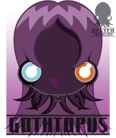 Gothtopus by deathjester