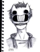 Oh Zacharie by AnythingPrince