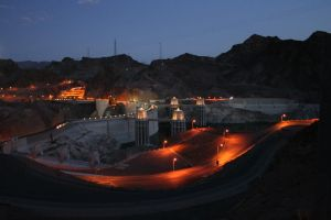Hoover Dam by GloomWriter