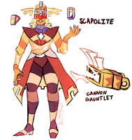 FUSION: Scapolite by Deer-Head