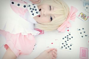 Alois Trancy Wonderland Cosplay 2 by Yazo-chan