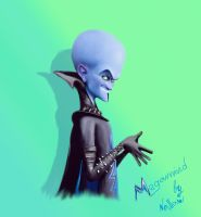 Megamind is so ... by Nallaw