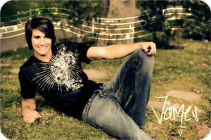 James Maslow by Pawla-Nighttmare
