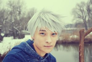 Jack Frost by Desaturateful