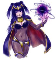 tharja by rasuru