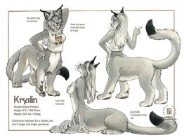 Kryslin Reference by KaceyM