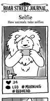 [RSJ] Selfie: How animals take selfies by l3onnie