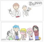 the hollow birds and the arrancar bees (redone) by kira-hater-24