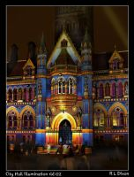 City Hall Illumination rld 02 by richardldixon