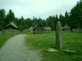 Viking Village 2 by NaviStock