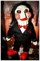 Jigsaw...Tribute to Saw V... by ghettoromeo
