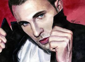 Chris Evans by KseniaParetsky
