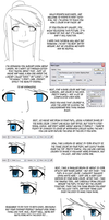 Coloring Faces Tutorial by Teh-Stripe