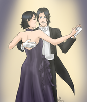 Ballroom Dancing by Xinjay