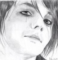 Gerard Way01 by LineVenie