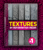 REFORMATION MEDIA TEXTURES 1 by ReformationMedia