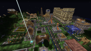 -MC- City View #2 by Sareth1337