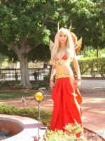 World of Warcraft - Blood Elf by lesliecrystal