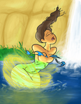 Katara Polyp Transformation Part 4 by CecaeliaFanatic