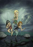 Sexy Faeries by lookhappy